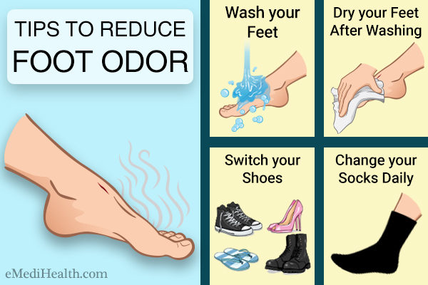 Remove Bad Smell From Shoes