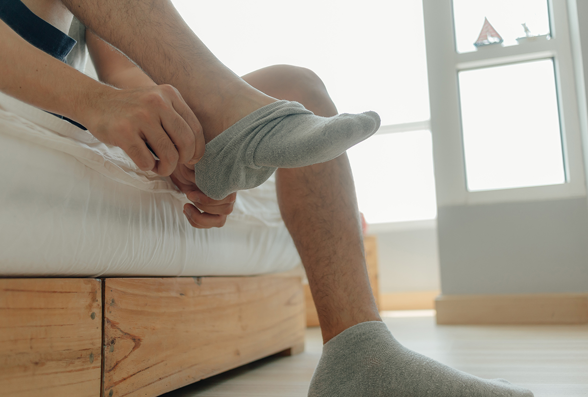 Remedies to deal with foot odor at home