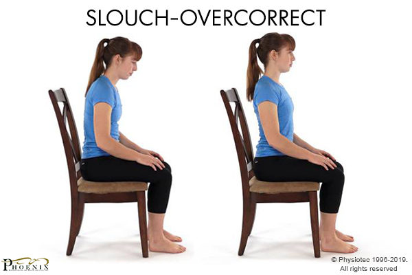 dont slouch
