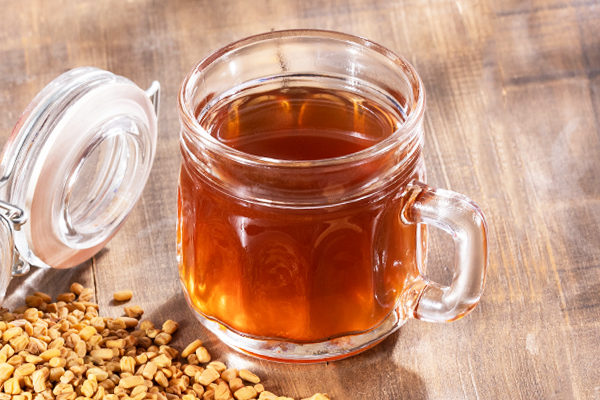 detox fenugreek tea
