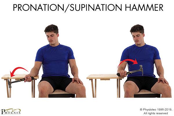 Pronation/Supination Hammer