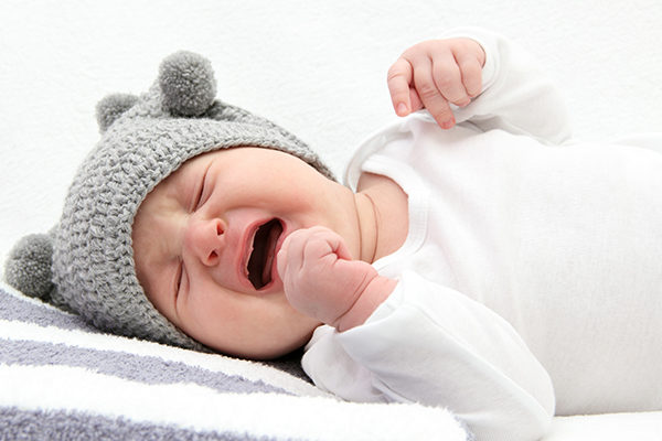 what is infant dyschezia?