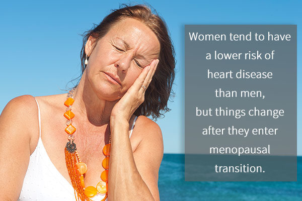 menopause and heart health