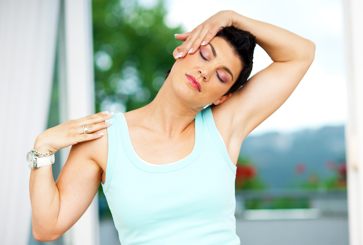 yoga for neck pain relief