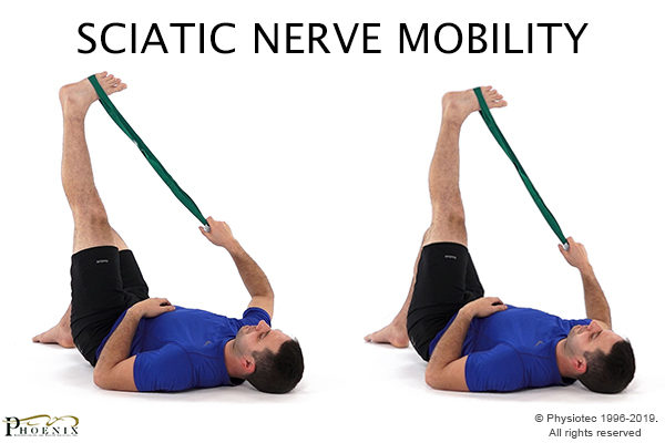 sciatic nerve mobility exercise