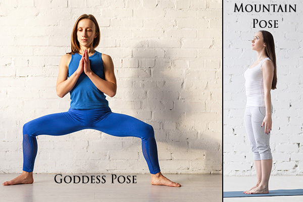 power yoga poses for improved overall health