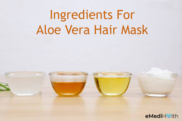aloe vera hair mask ingredients