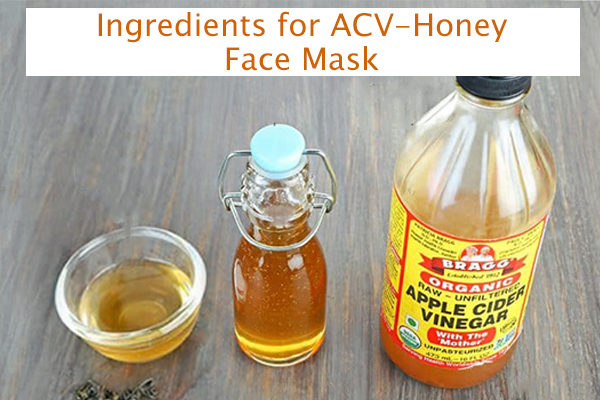 acv acne face mask ingredients