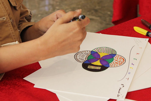 mechanism of art therapy