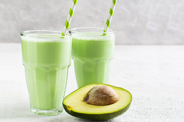 heart healthy green smoothie