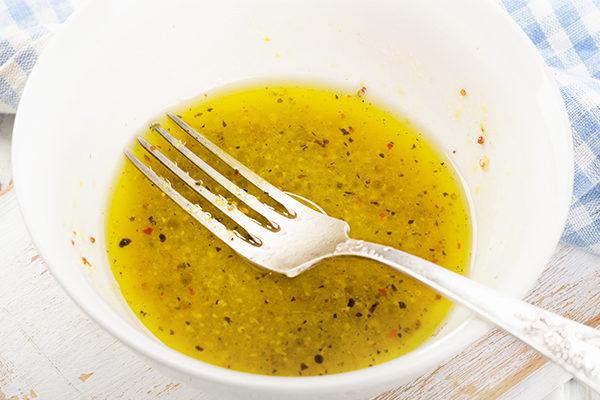 make salad dressings at home