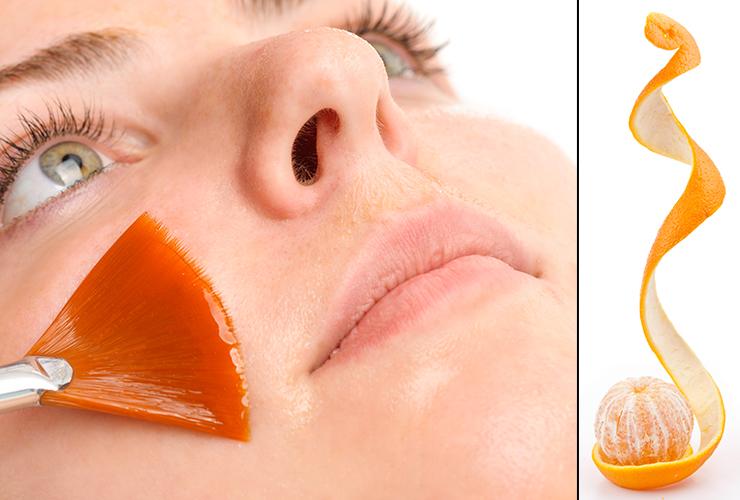 Diy Orange Peel Face Mask For Fresh And Bright Skin