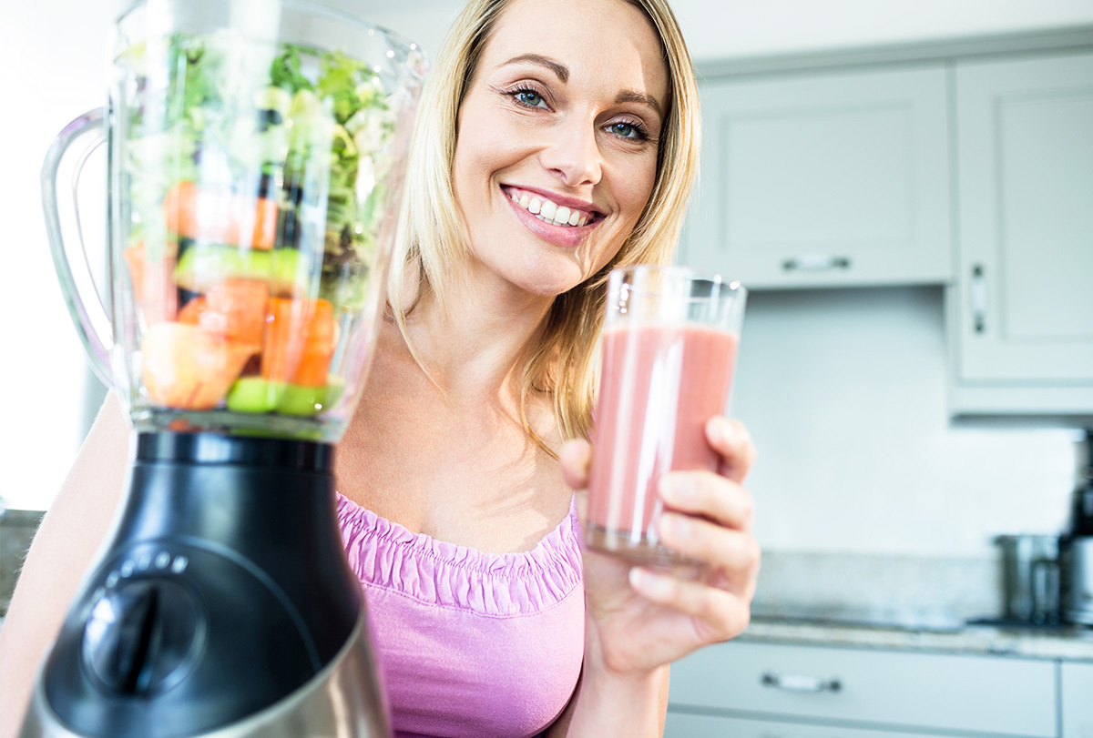 weight-loss friendly smoothies