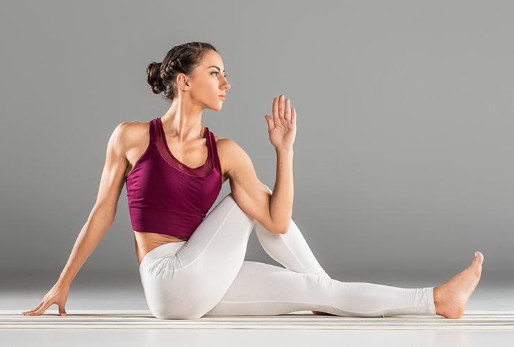 Top 4 Yoga Poses For Constipation Emedihealth