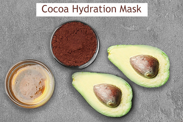 cocoa hydration mask ingredients