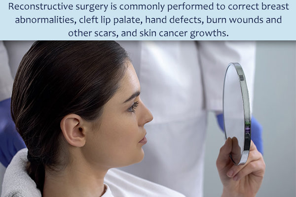 reconstructive versus plastic surgery