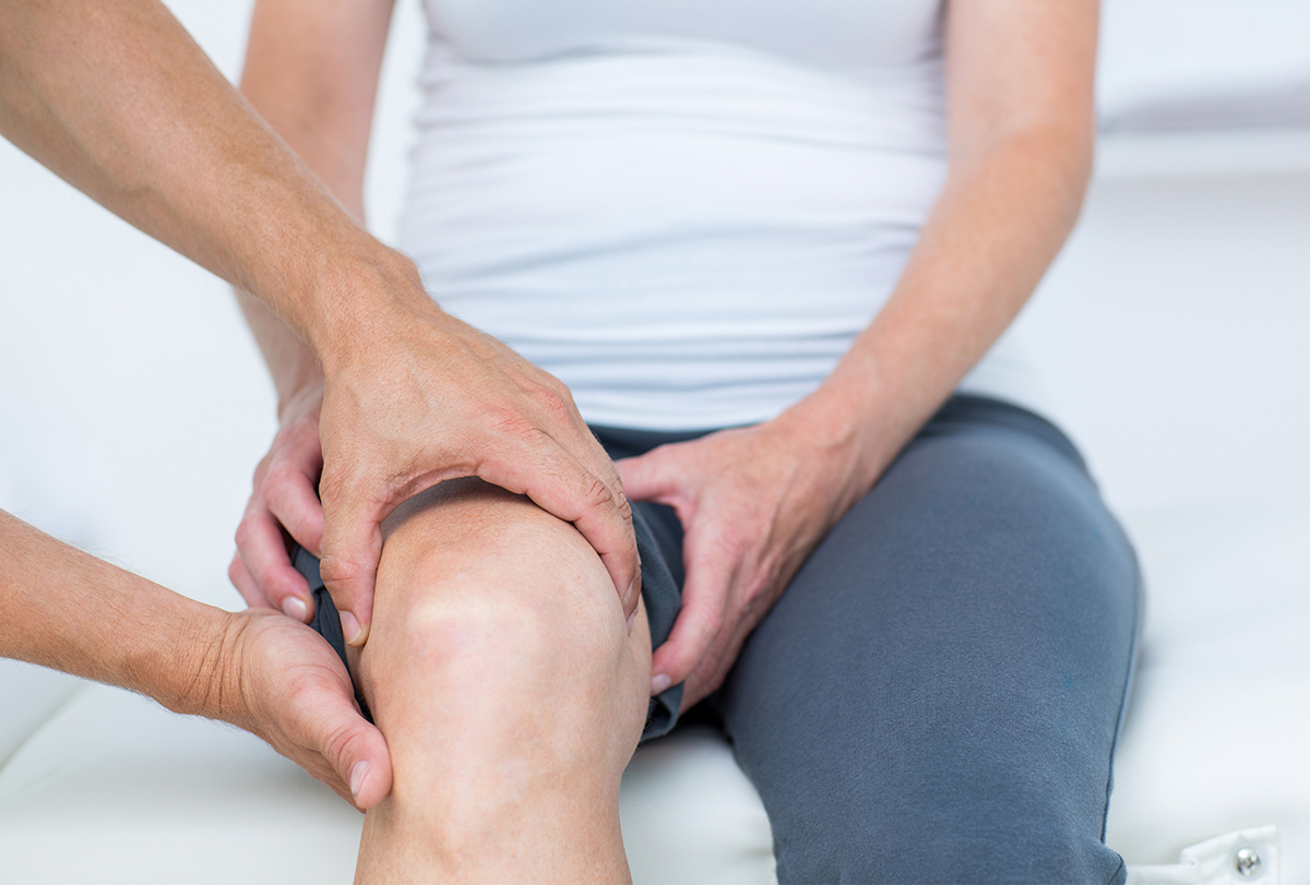 at-home remedies to manage knee pain