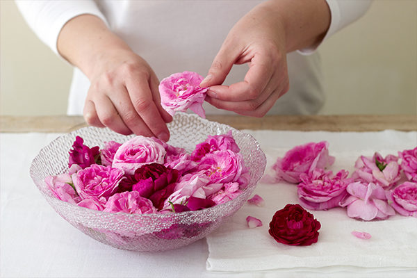 tips to remember for making rose water