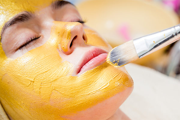 how to use turmeric face mask