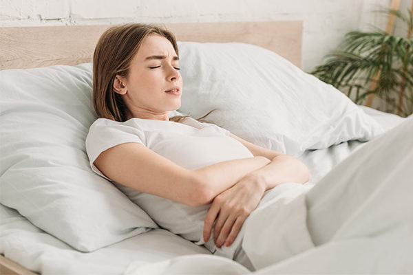 complications of an unhealthy imbalanced gut