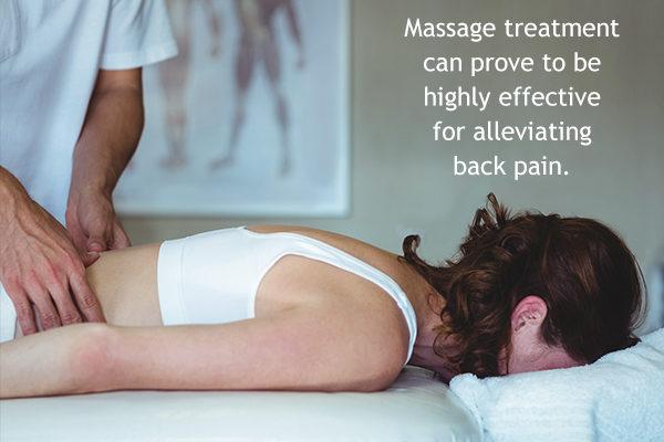 alternative treatment options for back pain