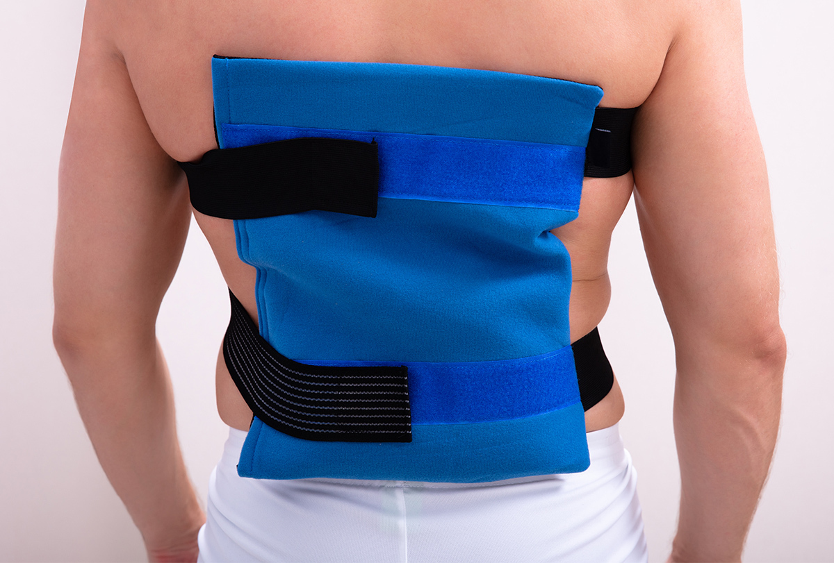 at-home remedies to relieve back pain