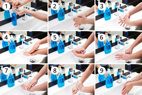 can washing hands with soap kill the covid-19 virus?