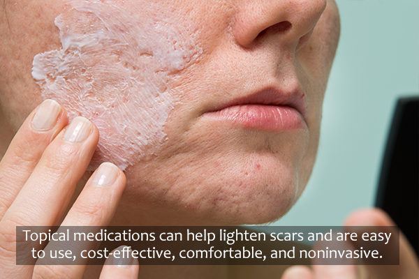self-care tips to prevent scars