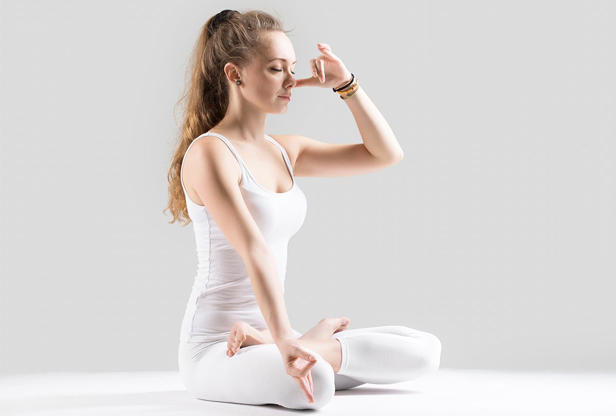Yoga Breathing Exercises For Constipation