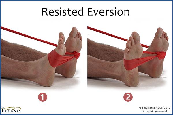 resisted eversion exercise