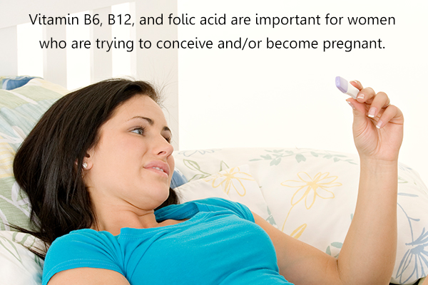 best vitamins for women trying to conceive