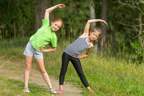 regular physical activities can aid in constipation relief