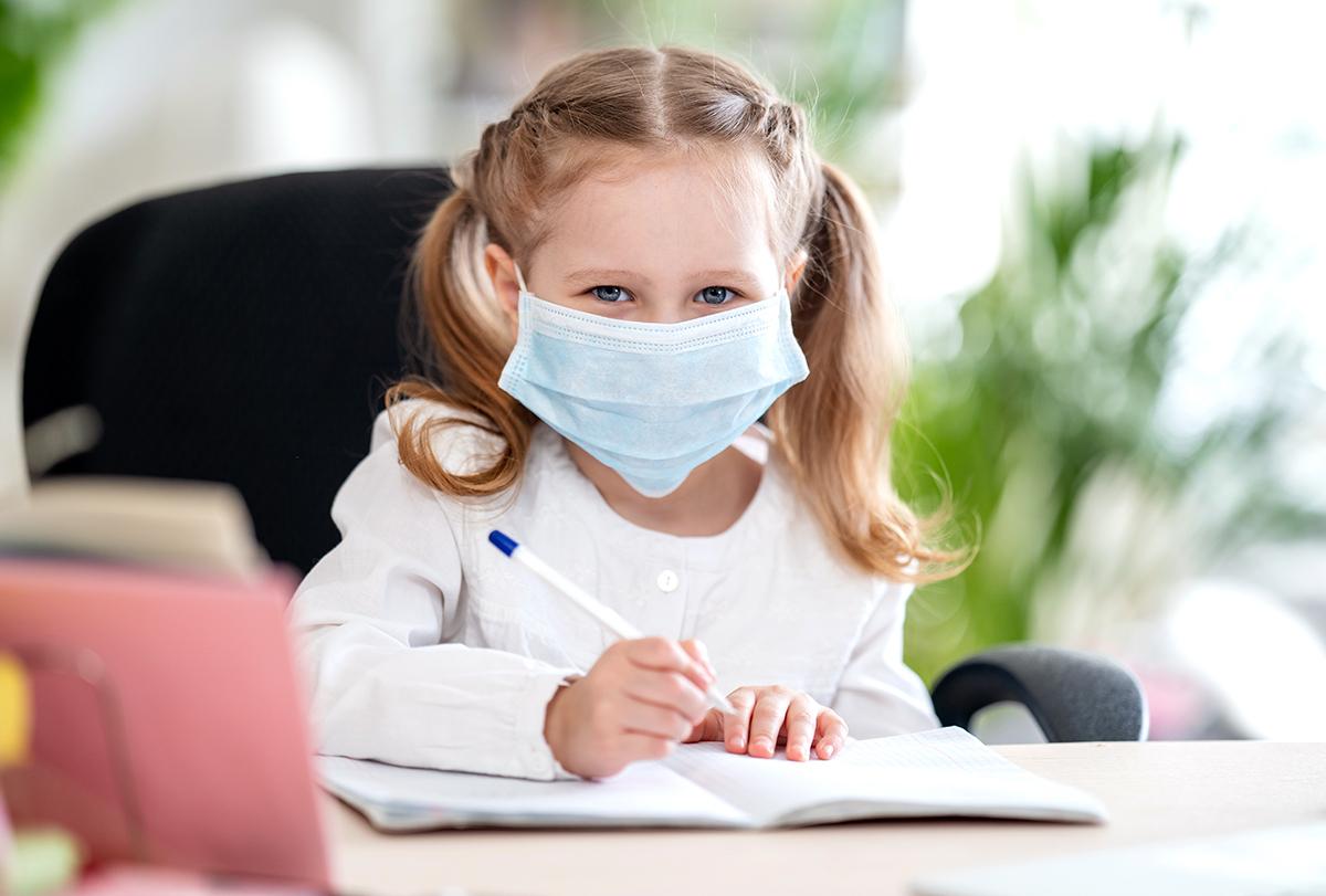 covid-19 symptoms in children