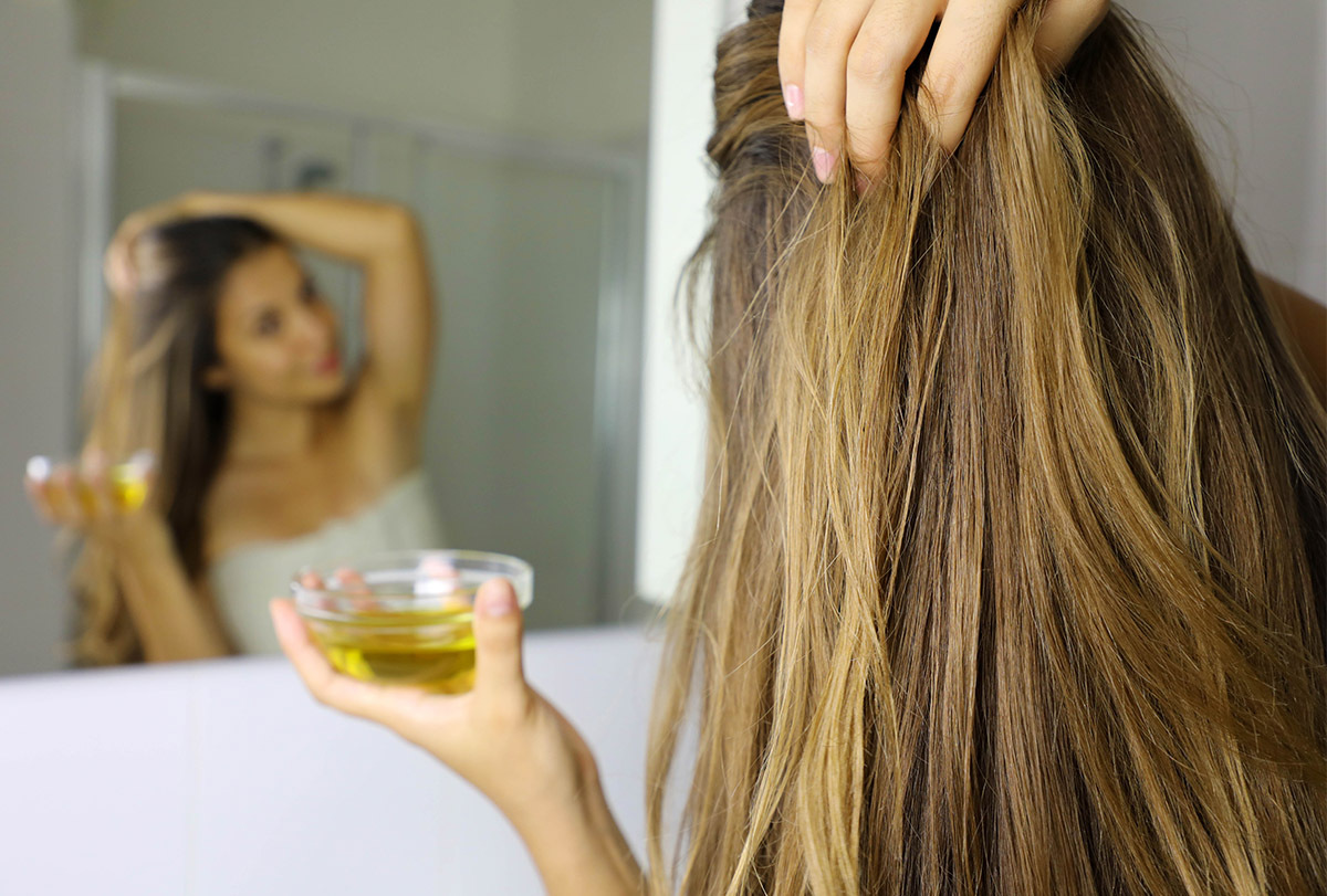 at-home remedies for itchy scalp