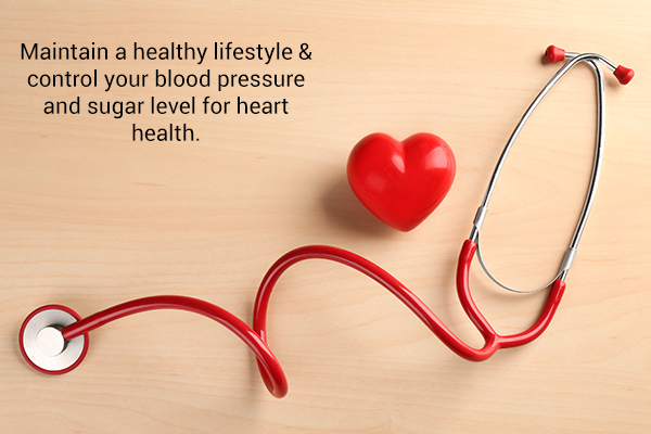 self-care tips to maintain a healthy heart