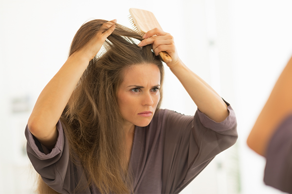symptoms of itchy scalp