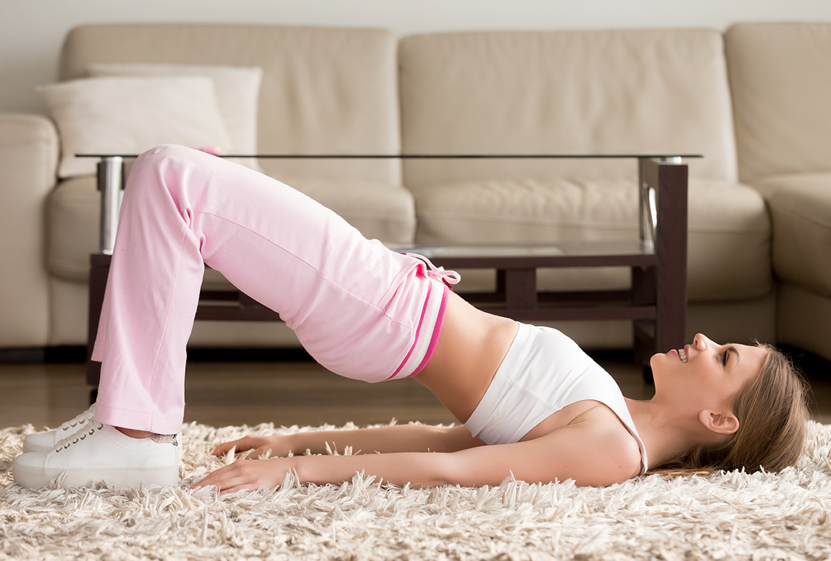 exercises for a flat belly