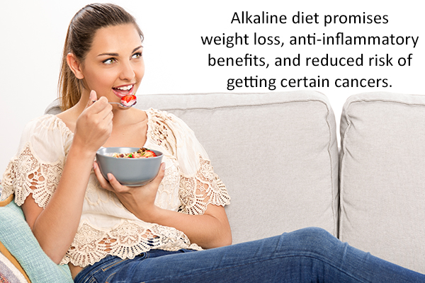 what is an alkaline diet?