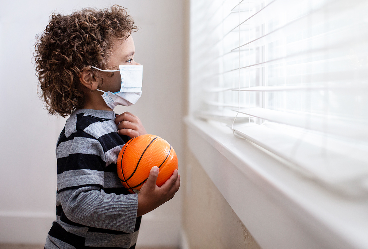 easing lockdown anxiety in children