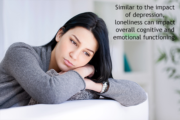 can chronic loneliness lead to long-term mental instability?