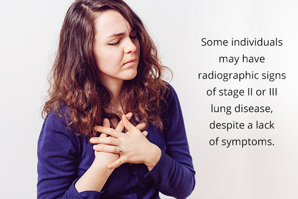 complications associated with sarcoidosis