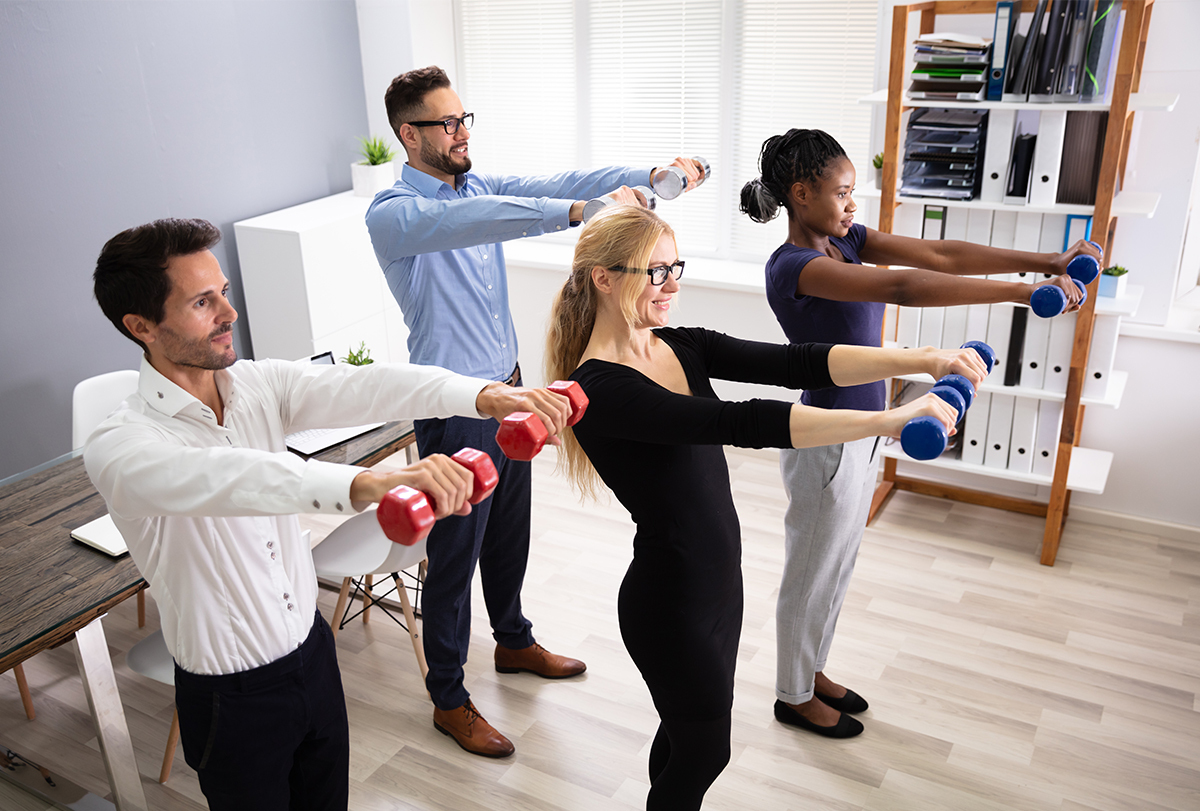 corporate wellness program benefits