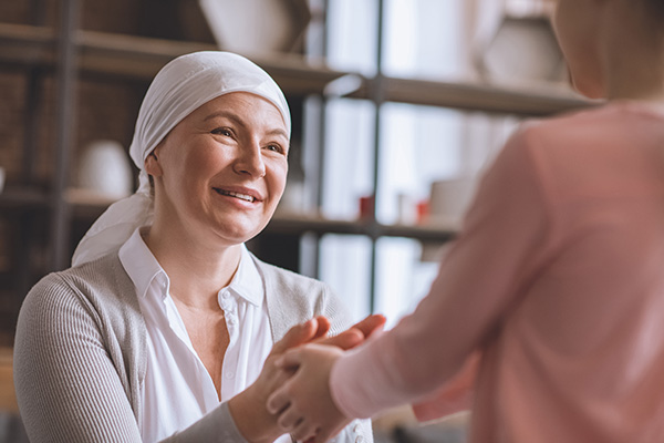 gynecologist describes her journey against cancer