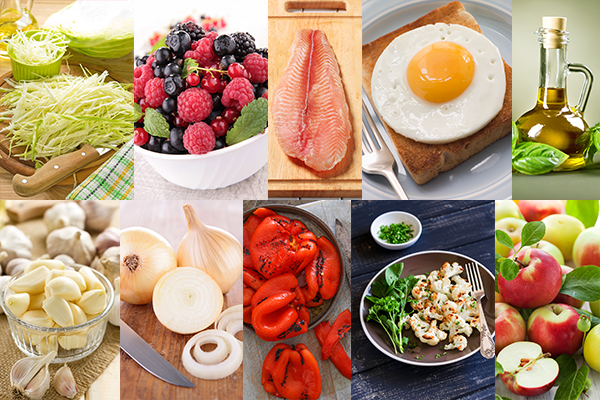 foods that can support and maintain kidney health