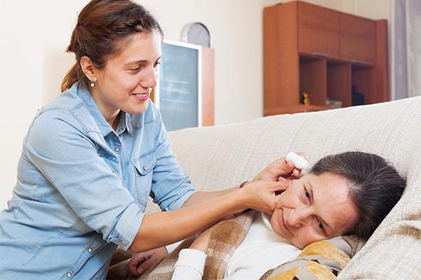 treatment for earwax blockage Barnstaple North Devon