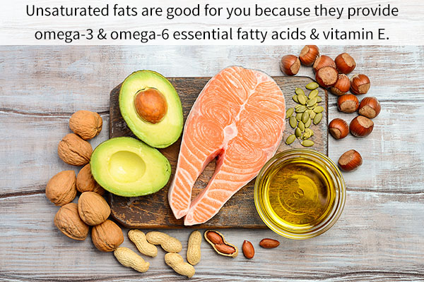 fats that are good for your health