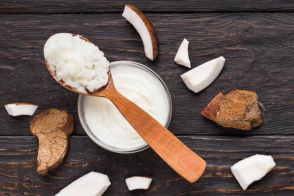 use coconut oil to prevent flu