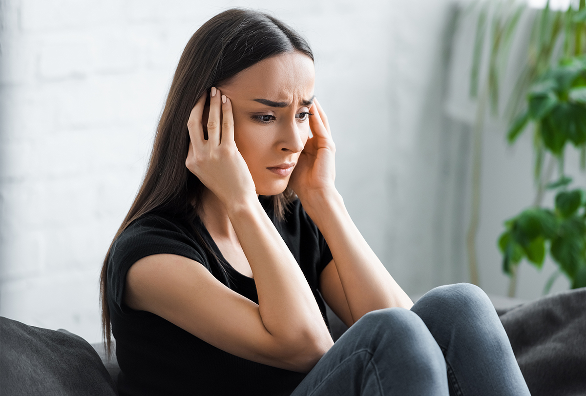 harmful effects of stress on body and mind