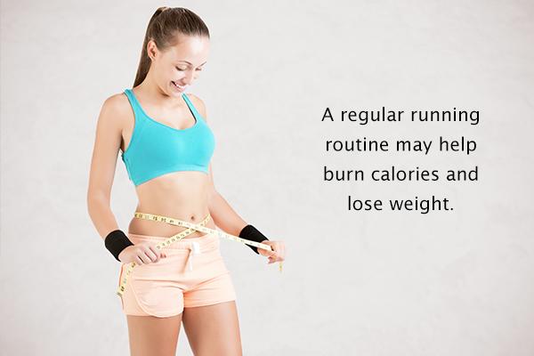 health benefits of running regularly