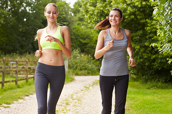 follow a healthy lifestyle to maintain and promote heart health